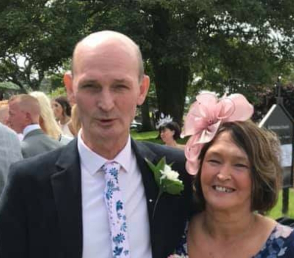 Lee and Susan Porter